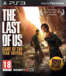 The Last of Us (GOTY) PS3