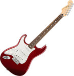 Fender Standard Stratocaster Left-Handed Candy Apple Red