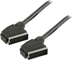 Valueline Scart Cable Scart male - Scart male 1.5m (VLVP31000B1.50)
