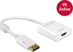 DeLock DisplayPort male - HDMI female (62608)