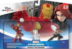 Disney Infinity 2.0 Marvel Super Heroes - The Avengers Play Set