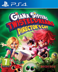 Giana Sisters Twisted Dreams Director's Cut PS4