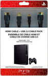 Sony HDMI Cable 1.3 & USB Cable 2.0