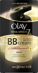 Olay Total Effects BB 7in1 Touch of Foundation SPF15 Medium 50ml