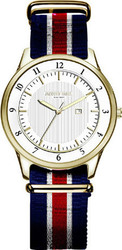 Jacques Farel Men's Multicolor Nato Strap ASL3002