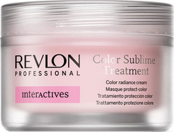 Revlon Sublime Radiance Treatment Cream Mask Colored Hair 200ml
