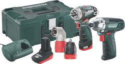 Metabo COMBO SET 2.1 (Quick Pro BS-Q + SSD)