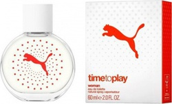 Puma Time To Play Woman Eau de Toilette 90ml