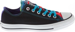Converse All Star Chuck Taylor Double Tongue Ox Black 542584C