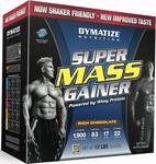 Dymatize Super Mass Gainer 12lbs Σοκολάτα