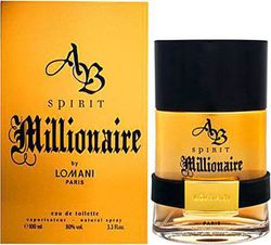 Lomani Paris Ab Spirit Millionaire Men Eau de Toilette 100ml