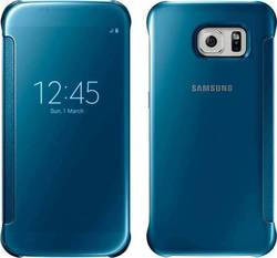 Samsung Clear View Cover Blue (Galaxy S6)