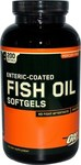 Optimum Nutrition Enteric Coated Fish Oil 200 μαλακές κάψουλες