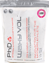 PhD Nutrition Waxy Vol 2000gr Unflavoured