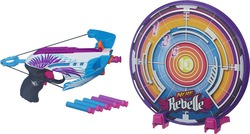 Hasbro Nerf Rebelle Star Shot Targeting Set