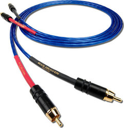 Nordost Blue Heaven LS Analog Interconnect 2x RCA male - 2x RCA male 1.5m