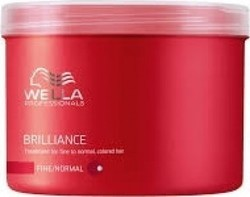 Wella Professionals Brilliance Treatment for Fine Normal 500ml