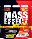 San Nutrition Mass Effect Revolution 5987gr Φράουλα