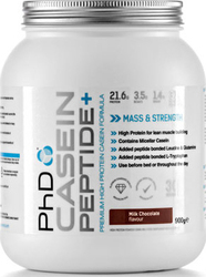 PhD Nutrition Casein Peptide+ 900gr Strawberry Cream