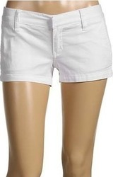 HURLEY LOWRIDER 2.5 SHORTS GIRLS WHITE