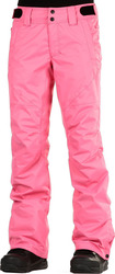 FUNSTORM FLUME SNOW PANTS WOMENS PINK