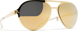 Mykita Gustl F9 Gold / Gold Flash