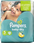 Pampers Baby Dry No 5 (11-25Kg) 39τμχ