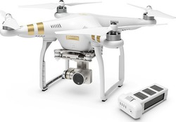 DJI Phantom 3 Professional with Extra Battery