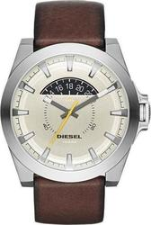 Diesel Brown Leather Strap DZ1690