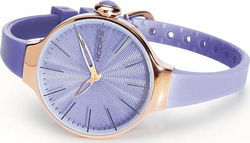 Hoops Cherie Lilac Rubber Strap 2483LG-22