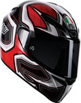 AGV GT-Veloce Gravity White/Black/Red