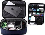 BUBM TMBL Large Electronic Accessories Bag Travel Organizer Kit