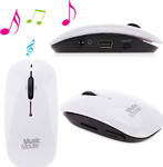 OEM Music Mouse MP3 Player microSD (MM16G)