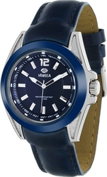 Marea Men's Blue Leather Strap B5404802 B5404802