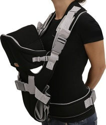 Cangaroo Baby Carrier Black
