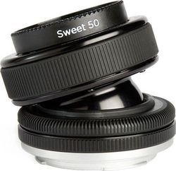 Lensbaby Composer Pro with Sweet 50 Optic (Micro 4/3)