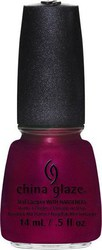 China Glaze Red-y Willing 81359