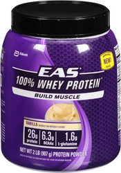 EAS Sports Nutrition 100% Whey Protein 907 gr