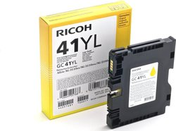 Ricoh GC-41YL Yellow Low Yield (405768)