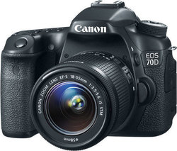 Canon EOS 70D Kit (18-55 IS STM)
