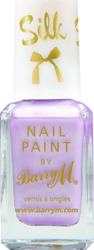 Barry M Silk Nail Paint Heather