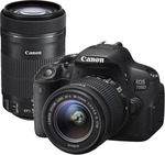 Canon EOS 700D Kit (18-55 IS STM + 55-250 IS STM)