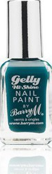 Barry M Gelly Hi Shine Nail Paint No 3 Watermelon