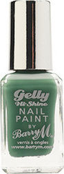 Barry M Gelly Hi Shine Nail Paint No 30 Cardamom