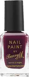 Barry M Classic Nail Paint No 356 Berry Cosmo