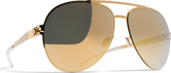 Mykita Erwin F9 Gold / Gold Flash