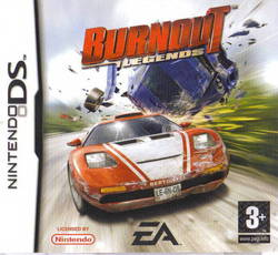 Burnout Legends DS
