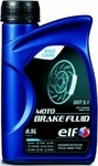 ELF MOTO BRAKE FLUID DOT 5.1 0,5L