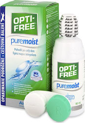 Alcon Opti-Free Pure Moist Travel Pack 90ml