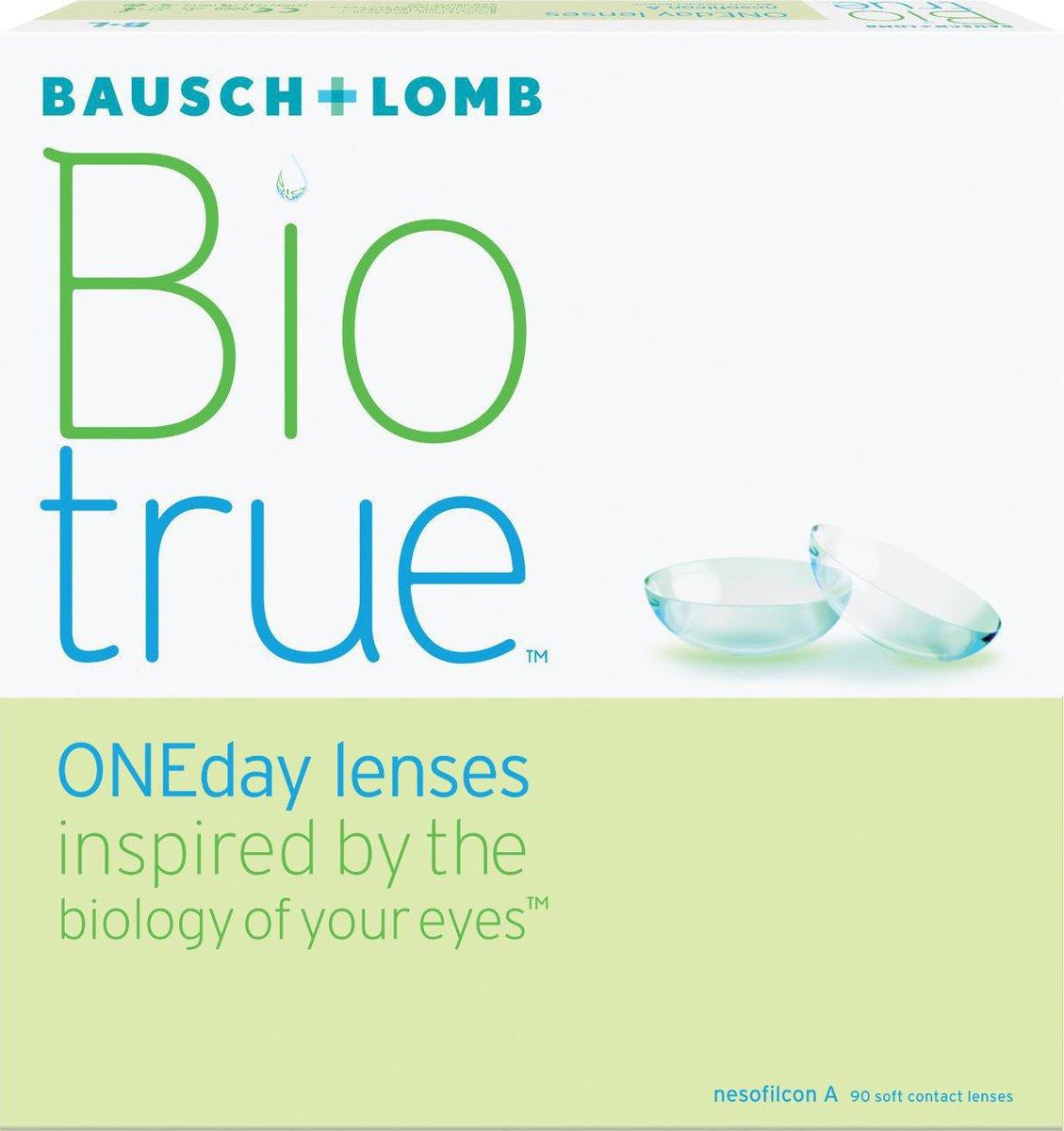 5759b21f1c Προσθήκη στα αγαπημένα menu Bausch   Lomb Biotrue ONEDay Ημερήσιοι 90pack